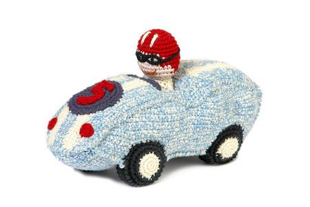 Kids Anne-Claire Petit Race Car