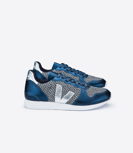 Veja Holiday Flannel - Blend Petrole