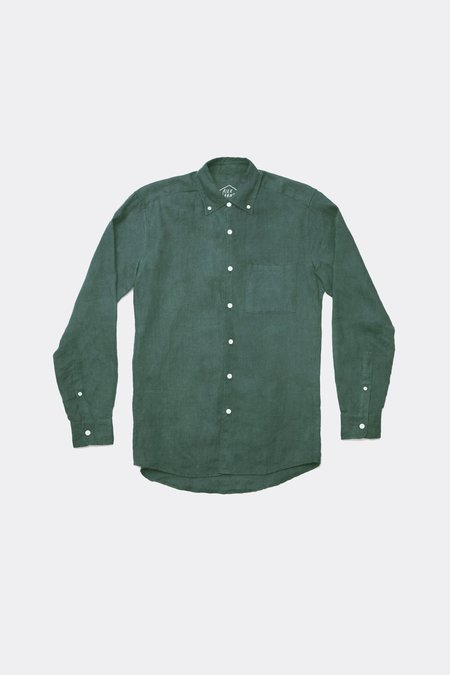 Alex Crane Playa Shirt - Pine