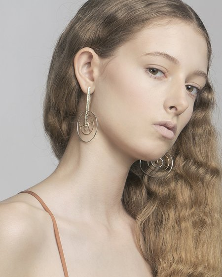 Metalepsis Projects Kinetic Earrings