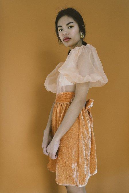 hannah kristina metz Blythe Dress