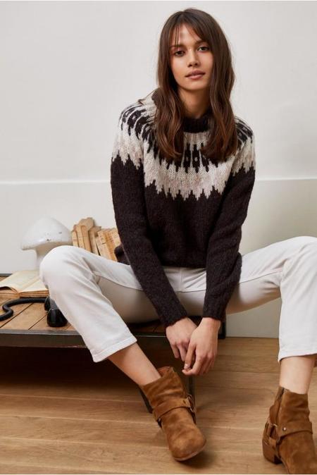 Swildens Rosalie Wool Pullover