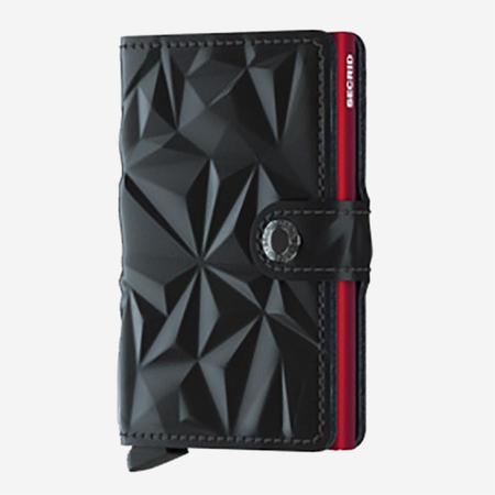 SECRID Mini Wallet - Prism Black