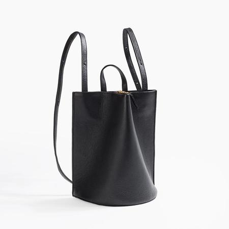 The Common Knowledge Pinch Convertible Bag in Black