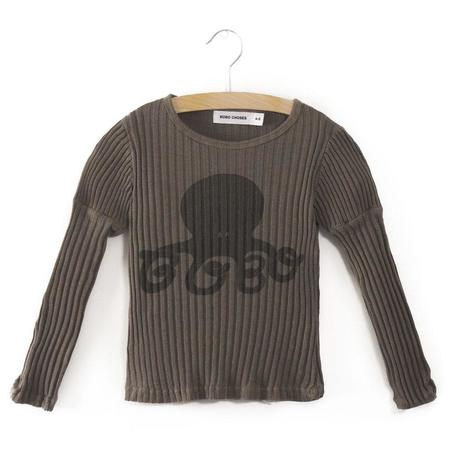 Kid's Bobo Choses Ribbed Girl's T-Shirt
