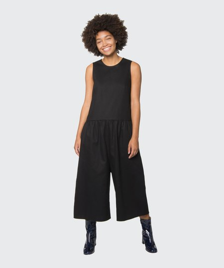 In God We Trust Louise Jumpsuit - Black