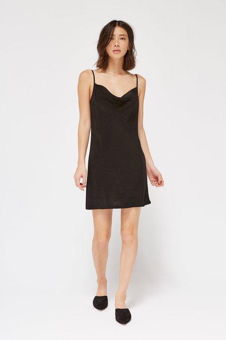 Lacausa Clothing Bias Mini Dress - Tar