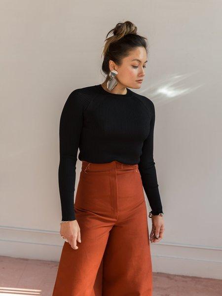 Pari Desai Nina Raglan Sweater