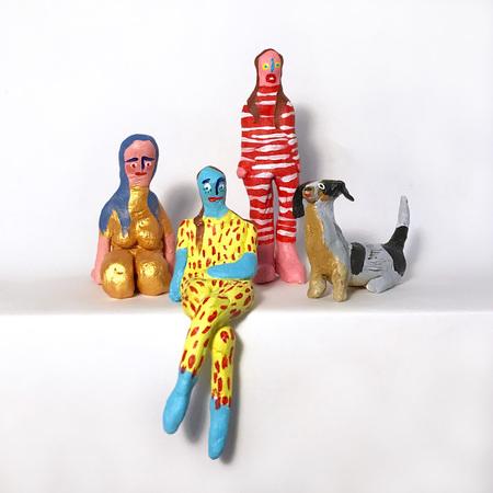 Hartley Mellick Wild Figurines