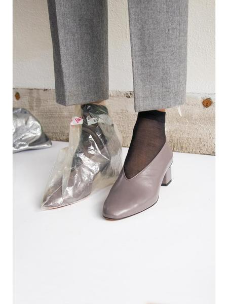 Gray Matters Mildred Heel - Taupe