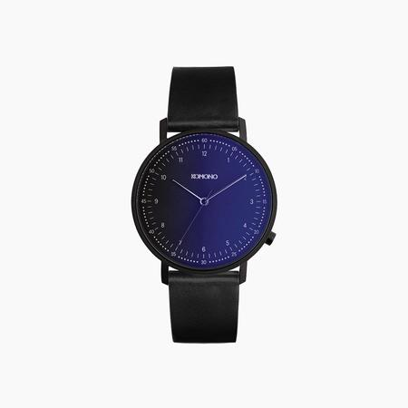 Komono Lewis Watch in Midnight