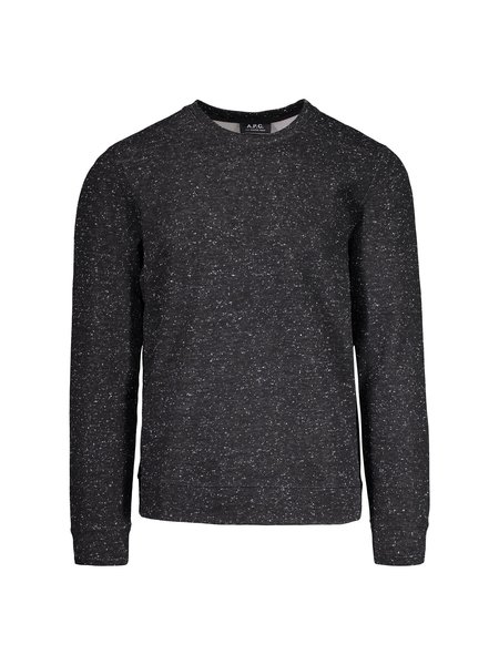 A.P.C. Sweat Track - Anthracite