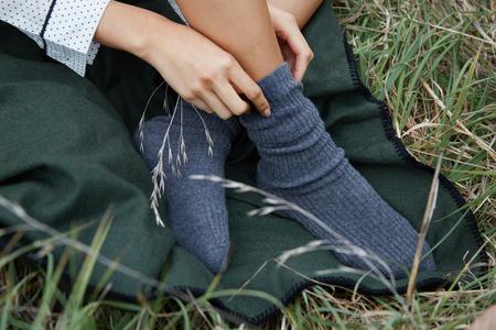 Laing Henry Cashmere Socks