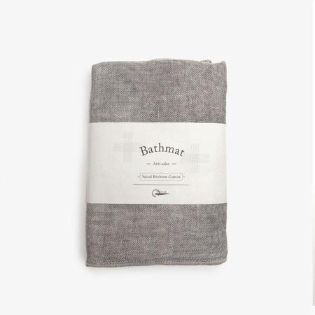 Binchotan Charcoal Bath Mat