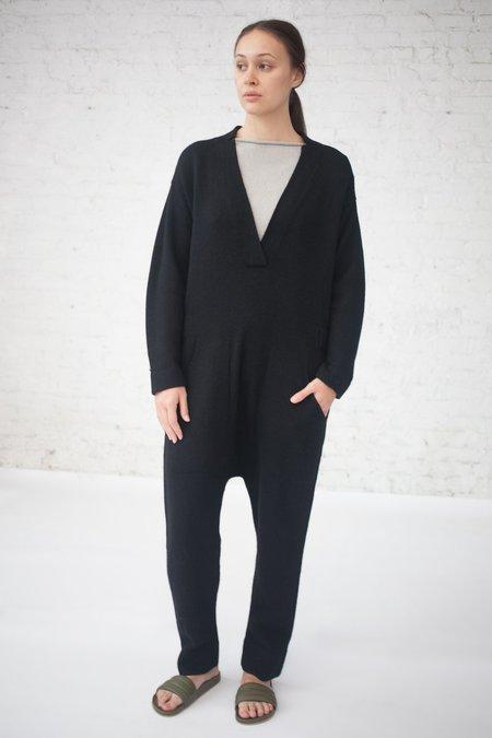 Lauren Manoogian Utility Jumpsuit in Black