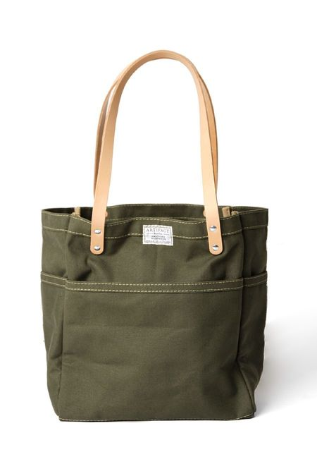 Artifact Campus Tote - Olive