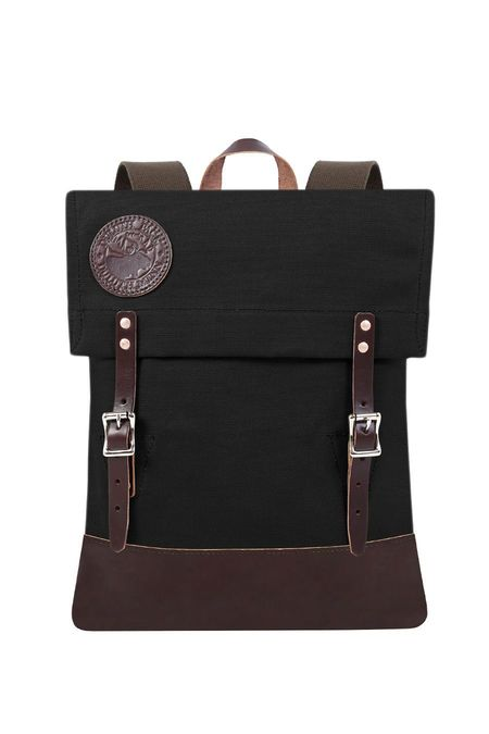 Duluth Pack Deluxe Scout - Black