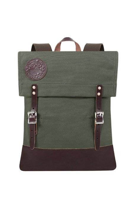 Duluth Pack Deluxe Scout - Olive