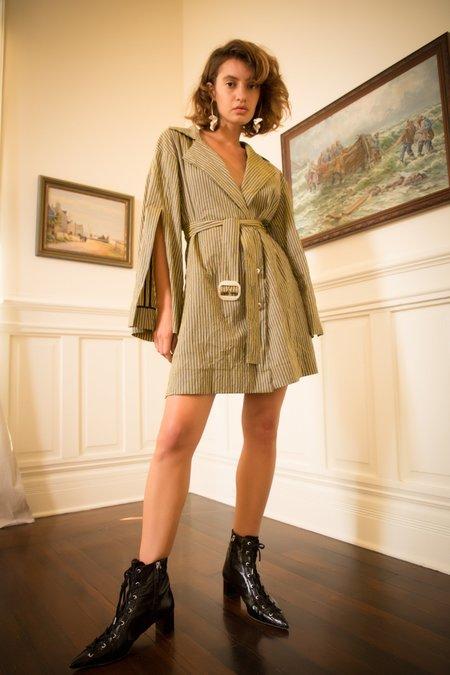 Nika Tang SS18 Pre-Order Lora Coat Dress
