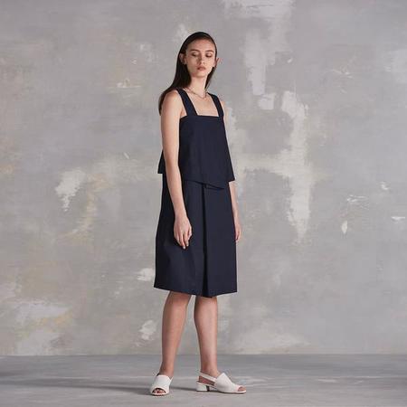 Kowtow Shifting View Dress - Black