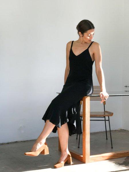Maria Dora Ruffle Cami Dress