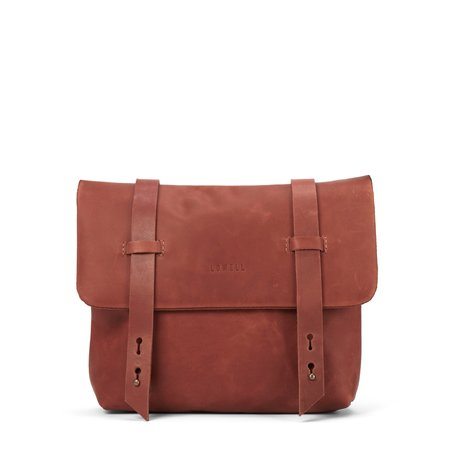 LOWELL BERCY NAPPA LEATHER