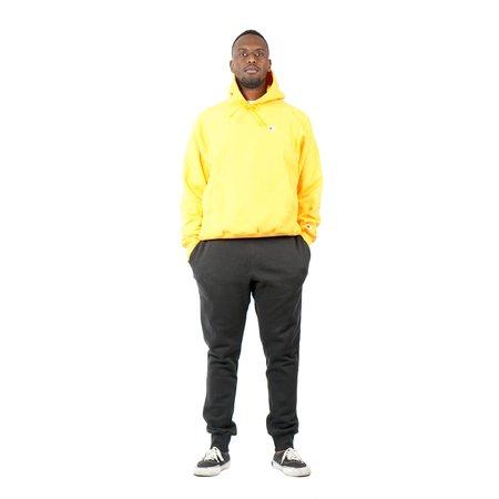 Champion Fleece Pullover C Logo Hood - Gold