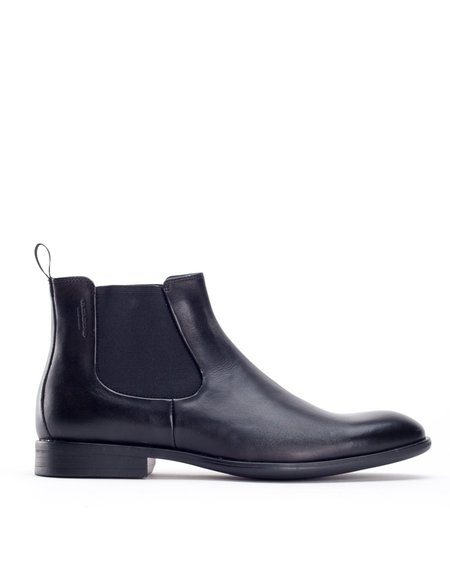 Vagabond Harvey Leather Chelsea Boot - Black