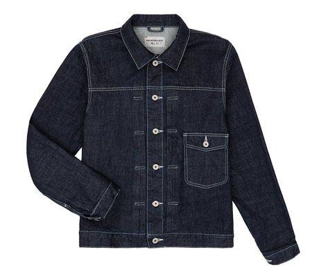 Knickerbocker Mfg. Co. Type II Jacket - Indigo