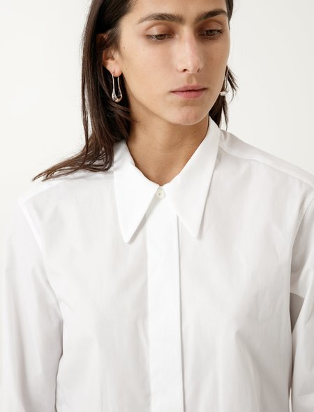Margaret Howell Fly Wing Collar Shirt