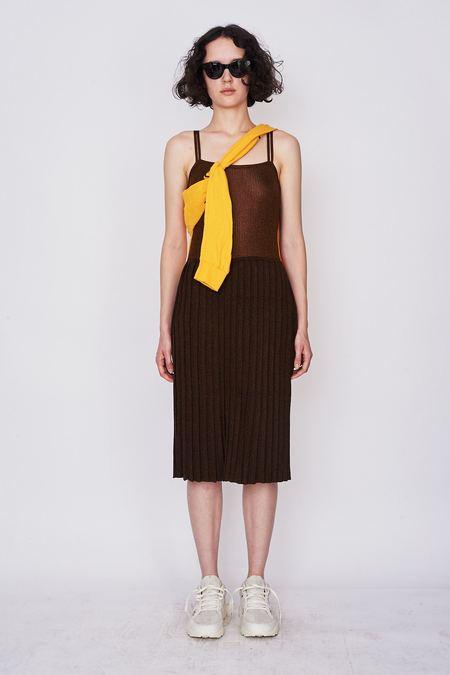 Hesperios Metallic Gayle II Dress
