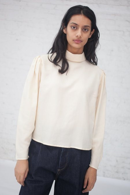 Samuji Sonomi Shirt in Ecru