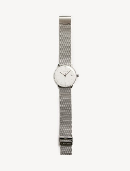 Junghans Max Bill Automatic Milanaise