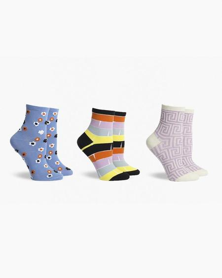 Dusen Dusen x Richer Poorer Sock Set