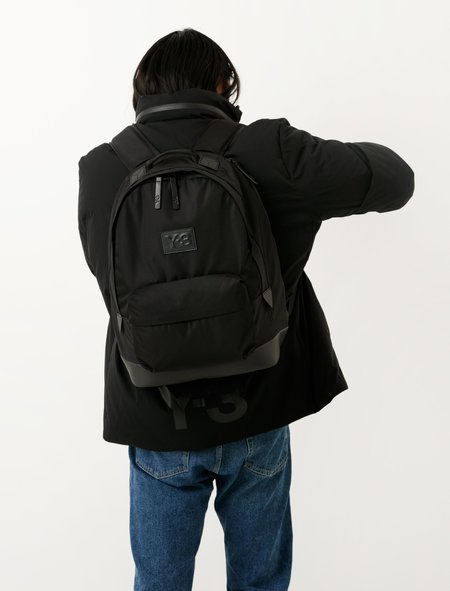 Y-3 Techlite Backpack - Black