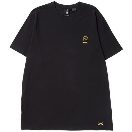 PUMA X XO T-SHIRT - BLACK