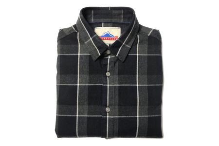 Penfield Clarke Window Paine Shirt Grey