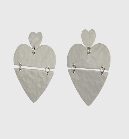 Anndra Neen Queen of Hearts Earrings