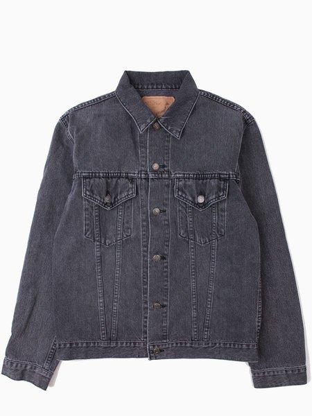 Orslow 60's Denim Jacket Black Stone Wash