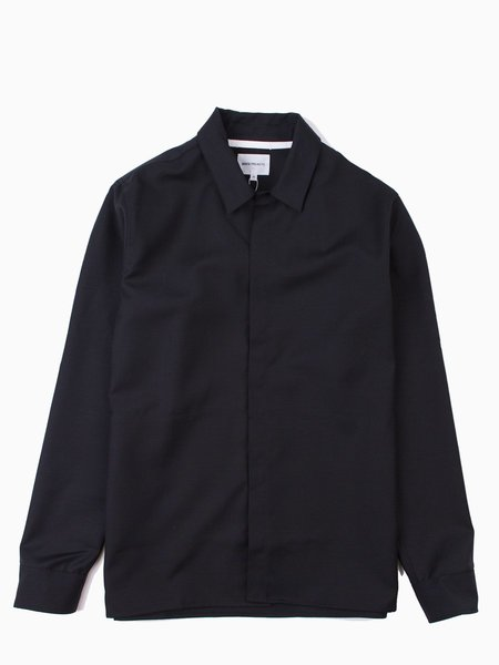 Norse Projects Jens Tropical Black