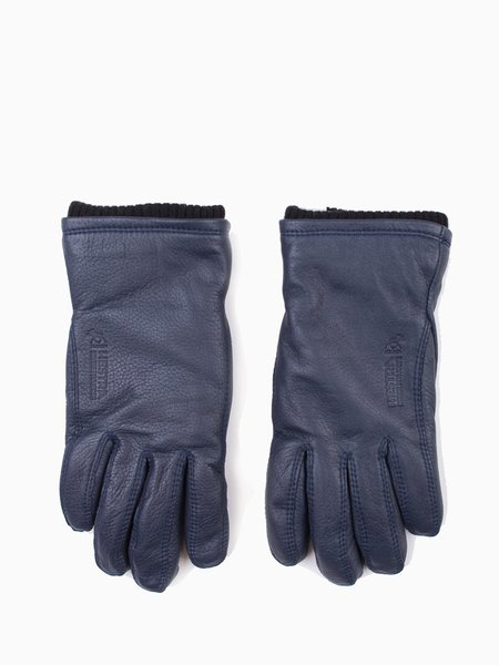 Norse Projects X Hestra Utsjo Gloves Navy