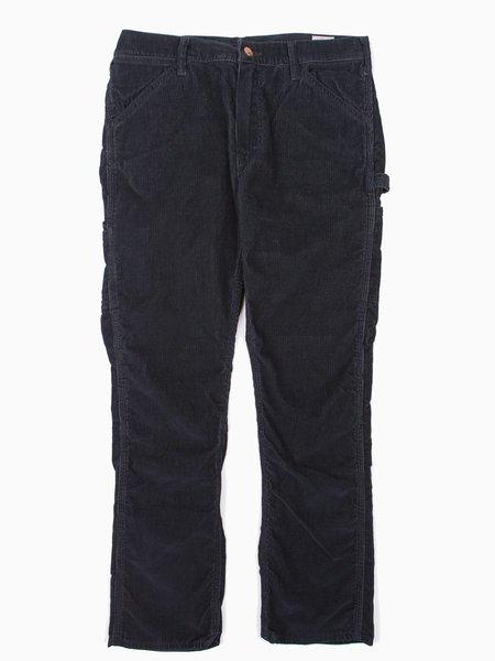 Orslow Slim Fit Painter Pant Corduroy Black
