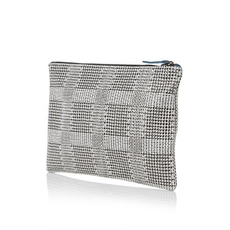 Marie Turnor The VIVA Flat Zip Clutch