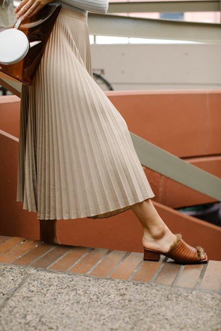 Shaina Mote Aster Skirt - Dun