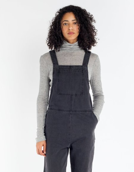 Assembly Label Field Jumpsuit  - Age Old Black