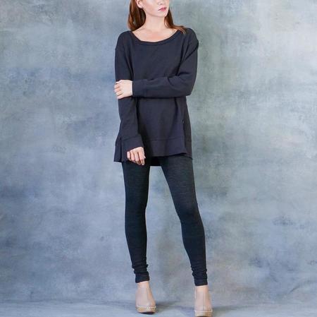 Skin Womens Solene Pullover Sweatshirt