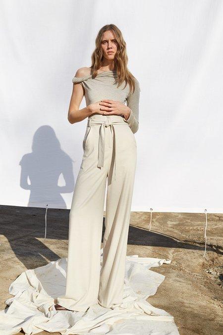 Shaina Mote Basho Bodysuit in Onyx