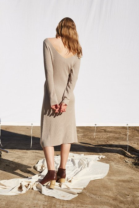 Shaina Mote Isa Dress in Onyx