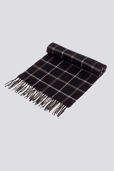 Assembly New York Cashmere Scarf - Plaid
