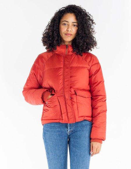 Minimum Edita Outerwear - Red Ochre